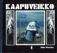 Kaapuveikko I (self-published, FIN 2006)
