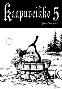 Kaapuveikko 5 (Kaapu Press,FIN 2019)