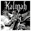 Kalmah: Seventh Swamphony CD cover art (Spinefarm Records 2013)
